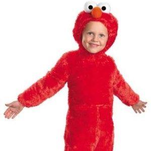 Elmo Comfy Fur Costume